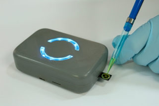 Dispositivo indica em poucos minutos se paciente tem hepatite C