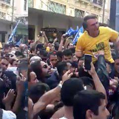 Bolsonaro leva facada em Juiz de Fora
