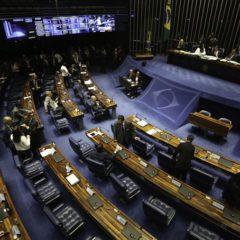 Eleição para o Senado derrota políticos conhecidos