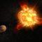 Superflares de jovens estrelas anãs vermelhas