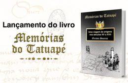 """Lançamento do livro """"Memórias do Tatuapé"""", entrevista exclusiva"""