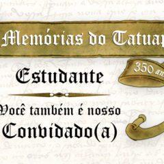 """Estudantes serão bem-vindos durante lançamento do livro """"Memórias do Tatuapé"""""""