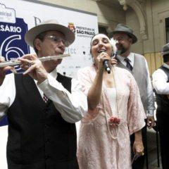 Prefeitura comemora 465º aniversário de São Paulo