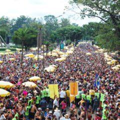 SP terá esquema especial para o Carnaval de Rua no domingo