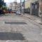 Buraco gigante na Rua Emílio Mallet é tapado