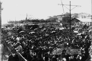 Exposição celebra os 120 anos dos bondes elétricos em São Paulo
