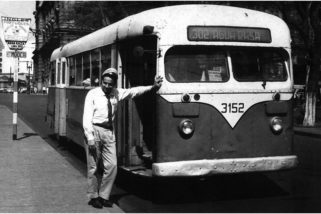 "Ônibus elétrico dos anos 1940 abre nova mostra ""Rodas e Trilhos"""