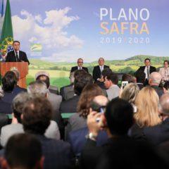 Plano Safra é lançado com R$ 225,59 bilhões para produtores