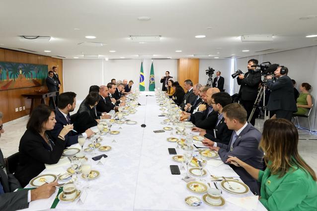 Bolsonaro reafirma que o Brasil mudou, vídeo