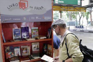 Programa Livro na Faixa da Prefeitura de SP