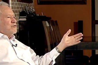 Alexandre Garcia: visão de mais de 50 anos de jornalismo