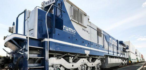 Ferrovia Norte-Sul é a espinha dorsal do transporte ferroviário