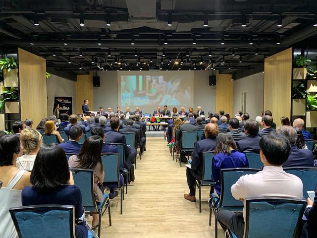 Governo de São Paulo inaugura escritório comercial na China