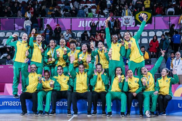 Veja como ficou o quadro de medalhas brasileiras nos Jogos Pan-Americanos 2019