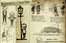 Clippings da Light revelam o humor e as críticas do personagem Juca Pato