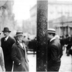 Em julho de 1924, revolta abalava o cotidiano de São Paulo