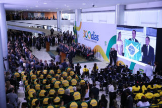 Pátria Amada Brasil: 300 dias de Governo