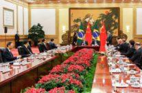 Brasil e China expressam determinação de ampliar corrente comercial, vídeo