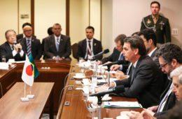 Em Tóquio, presidente reuniu-se com grupo de empresários de grandes corporações japonesas, vídeo