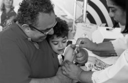 Sarampo e a contaminação pelo movimento antivacina