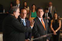 Governo de SP expõe medidas para enfrentar COVID-19, vídeo