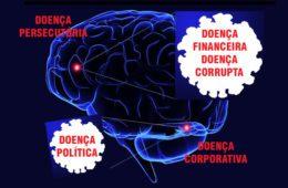 Cérebros doentes