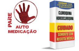 Venda de cloroquina e hidroxicloroquina só com receita médica