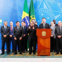 Pronunciamento do presidente Jair Bolsonaro sobre saída de Sérgio Moro de seu governo