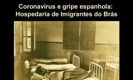 Pandemias sinistras e semelhantes: gripe espanhola e coronavírus