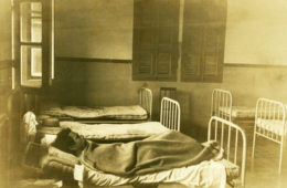 Pandemias sinistras e semelhantes
