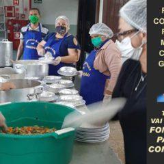 Paróquia N. Sra. da Conceição na Pça. Silvio Romero pede alimentos para ajudar