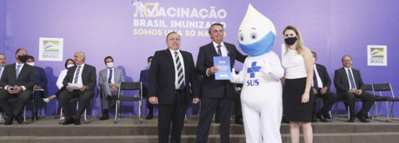 Plano de vacinação contra a Covid-19 no Brasil