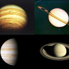 Tecnologia: como a ciência mudou a visão dos gigantescos Júpiter e Saturno