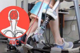 Exoesqueleto robótico para reabilitação humana