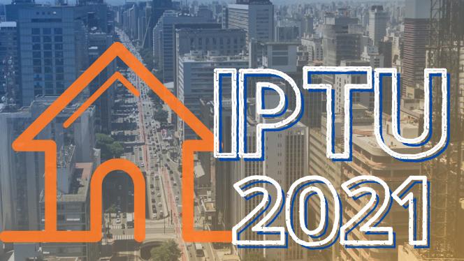 Entrega das notificações do IPTU 2021 começaram no dia 15 de janeiro