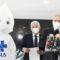 Ministro da Saúde tem pressa para receber vacinas da Pfizer