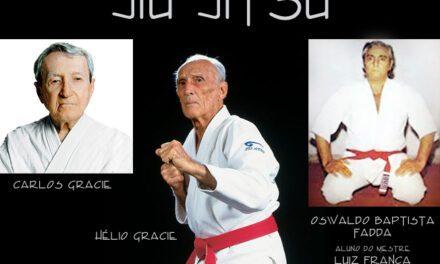 O surgimento do Brazilian Jiu Jitsu