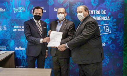 SP chega a 10,3 mil mortos e 167,9 mil casos de coronavírus