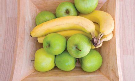 Creme de Maçãs (ou bananas) e Iogurte