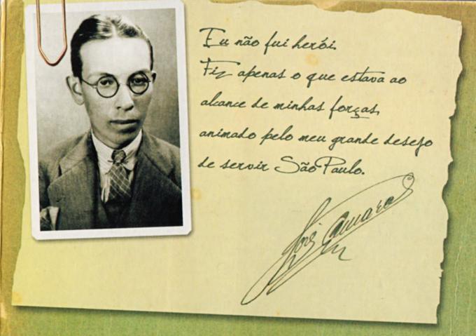 1932: Um relato inédito