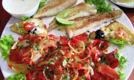Comer peixe aumenta a saúde