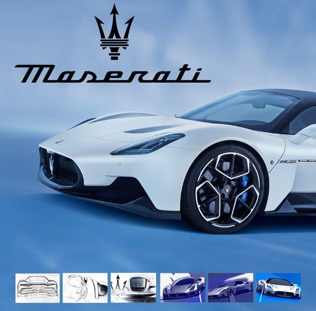 Maserati MC 20 — superesportivo simboliza a nova Era da marca italiana