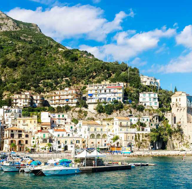 La Dolce Vita na Costa Amalfitana