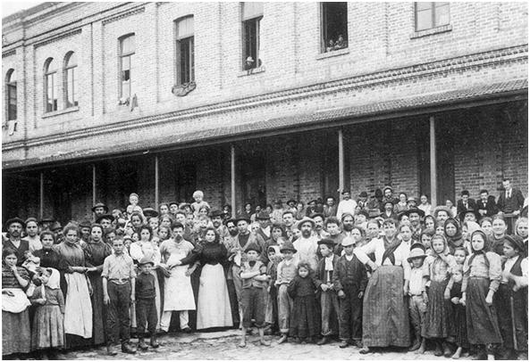 Imigração na São Paulo do século 20 – o acervo da Light