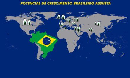 """Que """"Brasil"""" Mexeu no Meu Queijo"""