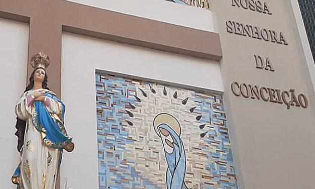 Igreja N. S. da Conceição pede ajuda contra o frio