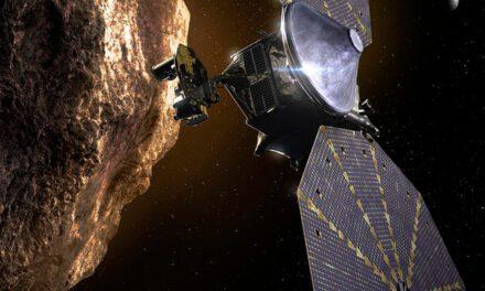 """NASA convida a mídia para o lançamento da missão Lucy que vai estudar os """"Cavalos de Troia"""""""