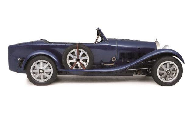 Carros antigos: Bugatti – Type 43