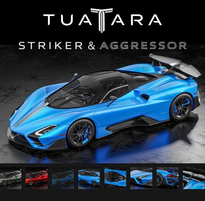 TUATARA – o carro mais rápido do planeta, acelere agora essa hipermáquina