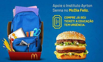 Participe do McDia Feliz 2021 e entre para o time da educação